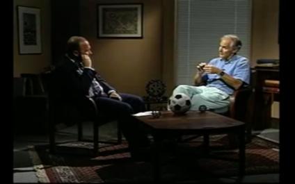 Ivan Schuller Interviews Nobel Laureate Sir Harold Kroto
