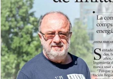 El Mercurio Interview