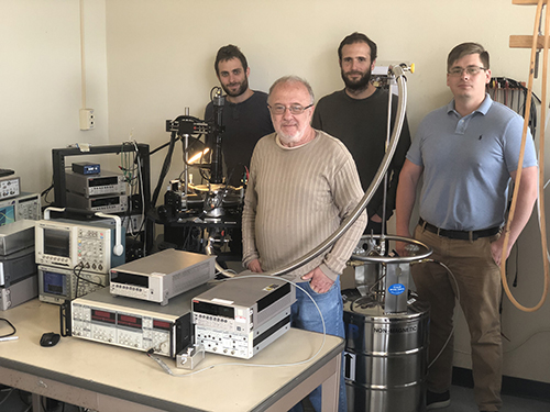 Neuromorphic Computing Research Featured by UCSD Physical Sciences